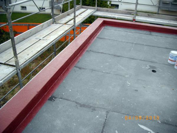 Eine schnelle, einfache und sichere Abdichtung, die einen guten Schutz der Bausubstanz gewährleistet.